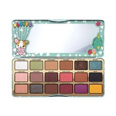 Eyeshadow Palette Too Faced, Too Faced Palette, Lipstick Palette, Lipstick Swatches, Mac Lipsticks, Paleta Too Faced, Wholesale Makeup, Wholesale Cosmetics, Makeup Pallets