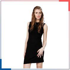 Make a #style #statement with #black #partywear www.fingoshop.com Party Wear For Women, How To Wear, Black, Dresses, Style, Fashion, Vestidos, Swag, Moda
