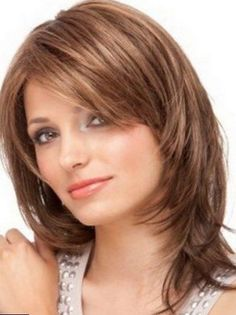 Coupe Degrade Mi Long Coiffure En 2019 Pinterest Hair Wig