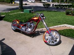 2007 Big Bear Chopper Sled 300