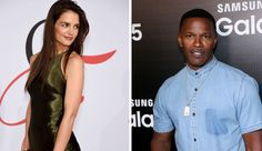 #KatieHolmes sneaks out in disguise to meet up with #JamieFoxx , but what about #SuriCruise ?