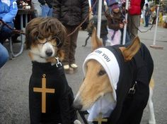 Costume: Priest and Nun