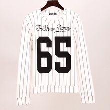 2015 hoodies da camisola mulheres 65 outono de manga comprida t-shirt do esporte abrigo impresso moletons mulheres topos