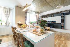 Bucătărie Quilt - Mobilier La Comandă - Fabrică București Beautiful Kitchens, Table, Inspiration, Furniture, Home Decor, Homemade Home Decor, Biblical Inspiration, Mesas, Home Furnishings