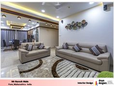 Sofa, Couch, Drawing Room, Living Rooms, Ceiling, Furniture, Design, Home Decor, Lounges