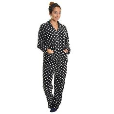 9b74168a57 Angelina Hosiery Women s Fleece Pajama Set