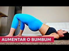 Exercícios para Aumentar o Bumbum em Casa - YouTube