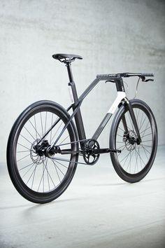 The Coren By UBC: Carbon Fiber Bike.