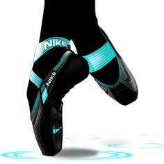 Nike Arc Angels- badass ballet slippers