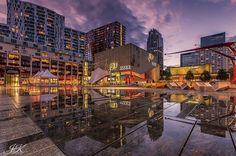 Schouwburgplein. foto John van Kekem