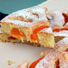 Gâteau express aux abricots | Torchons & Serviettes