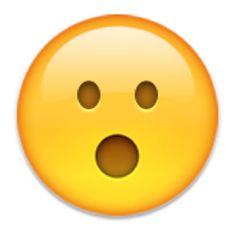 The+Face+with+Open+Mouth+Emoji+on+iEmoji.com