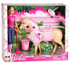 Barbie Toys at Walmart | Walmart's Barbie & Tawny® giftset