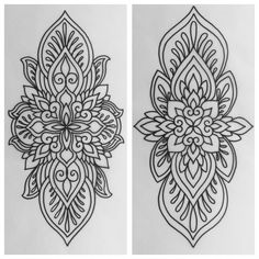 No automatic alt text available. tattoos tatuagem mandala, t Tattoos Mandalas, Henna Tattoos, Foot Tattoos, Flower Tattoos, Body Art Tattoos, Sleeve Tattoos, Paisley Tattoos, Flower Henna, Skull Tattoos