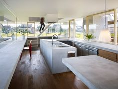 House in Hidaka by Suppose Design Office | Spoon & Tamago