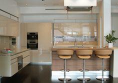 Contemporary Kitchen by Terrie Koles Design, llc