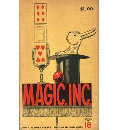 Magic Inc. catalog, ca. 1960s
