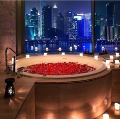 So romantic. Honey moon!
