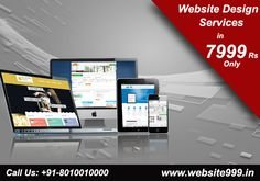 Time to create your #web_identity!! 1 #Domain name + 1GB #Hosting + 10 Email Ids + 10 Page Custom #Website + Free Setup = Rs 7999/- only!! Just visit @ http://website999.in/ to know more attractive scheme.