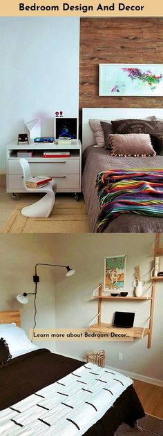 Subscribe now strengthened bedroom decor guide Bedroom Decorating Tips, Bedroom Styles, Desk, Furniture, Home Decor, Desktop, Decoration Home, Room Decor, Table Desk