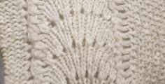 Hvordan strikke bølgegenseren
