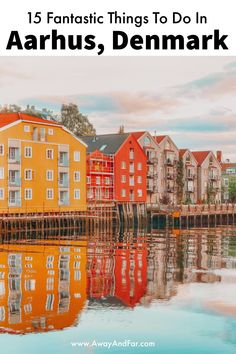 15 Best Things To Do In Aarhus, Denmark If you like your cities small and easy to explore, Aarhus is the perfect place. The second biggest city in Denmark is home to some incredible sights with Visit Denmark, Denmark Travel, Denmark Europe, Copenhagen Denmark, Stockholm Sweden, Aarhus, Places To Travel, Travel Destinations, Places To Visit