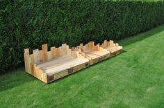 DIY Wood Pallet Dog Bed | 99 Pallets