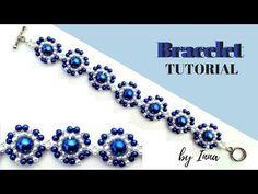 Handmade Beaded Jewelry - Bracelets and Necklaces Beaded Bracelets Tutorial, Bead Loom Bracelets, Beaded Bracelet Patterns, Handmade Bracelets, Handmade Jewelry, Embroidery Bracelets, Bracelet Designs, Pearl Bracelets, Bangle Bracelet