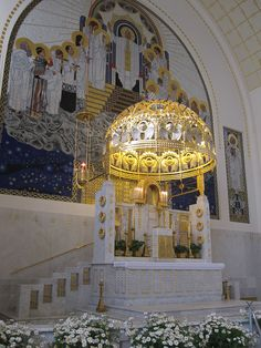 Otto Wagner Kirche 029 by Wiener Bildung, via Flickr