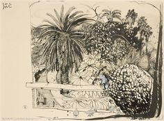 The first major exhibition focusing on the cornerstone of the great Australian artist's work: drawing. Australian Painting, Australian Birds, Australian Artists, Landscape Drawings, Abstract Landscape, Art Drawings, Landscapes, Abstract Art, Zine
