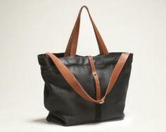 B | Y Leather Celine 100% genuine leather bag