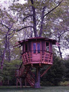 East Hampton Tree House