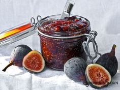 Bacon and fig jam to take to your next wine and cheese party
