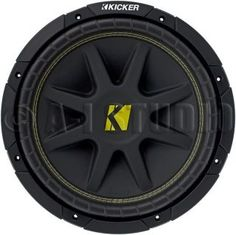 NEW KICKER Single Comp Series Car Audio Subwoofer Sub Kicker's 2 ohm Comp Series subwoofer is designed for use with a mono, 2 ohm stable subwoofer amplifier. Jbl Subwoofer, Best Buy Electronics, Cheap Car Audio, Discount Car, Online Cars, Oem, Honda, Cool Things To Buy, Series 4