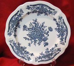 Electronics, Cars, Fashion, Collectibles, Coupons and Blue Carnations, Decorative Plates, Porcelain, Tableware, Japan, Ebay, Awesome, Porcelain Ceramics, Dinnerware