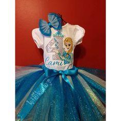 Frozen birthday outfit. Frozen party. Frozen. Disneysfrozen. Elsa. Anna. Olaf. Elsa shirt. Elsa tutu. Elsa dress. Frozen diy. Frozen decor. Frozen favors. Queen elsa. Princess Anna. Princess party. Princess dress. Princess tutu.