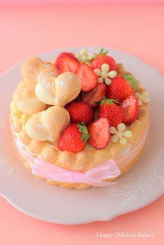Happy Delicious Bakery バースデーシャルロット♪