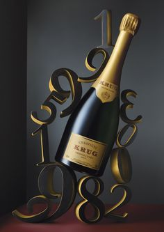 #Krug Grande Cuvee. One of the best #champagnes in the world and available in half bottles. http://halfbottles.com.au/champagne/krug_grande_cuvee_375mL