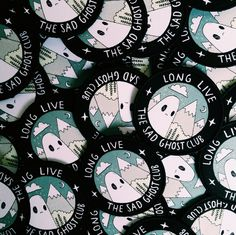 Long Live The Sad Ghost Club!!