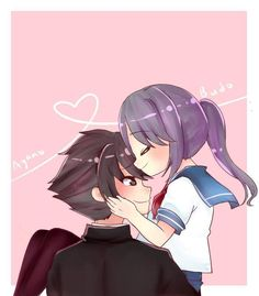 Image result for ayano x budo fanfiction
