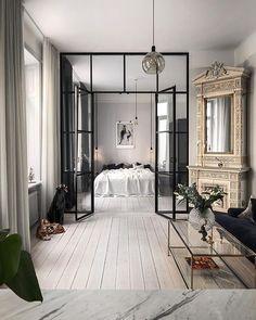 Home Decor Living Room .Home Decor Living Room Loft Interior, Decor Interior Design, French Interior, Interior Paint, Furniture Design, Danish Interior, Interior Sketch, Interior Colors, Plywood Furniture