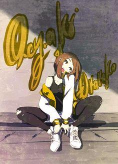 - Boku no Hero Academia - Ochako