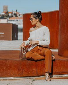 Eliana Borges (@elianacborges) • fotos e vídeos do Instagram Eliana, What I Wore, Foto E Video, Neutral, Hipster, Instagram, How To Wear, Style, Fashion