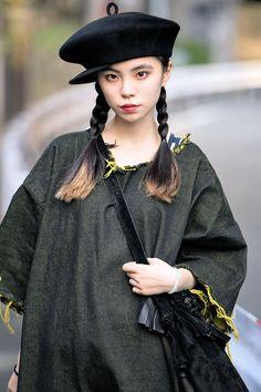 Tokyo Fashion Week Street Style Fall 2015 - Vogue