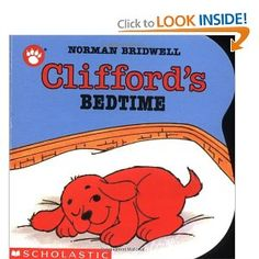 Good book to go with Mea's plush clifford