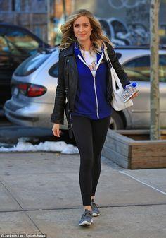 No fun: Kristin Cavallari has revealled she was 'really unhappy' on 'fake' Laguna Beach