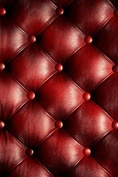 Tufted Leather