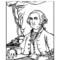 American President Coloring Pages