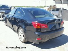 2006 Lexus IS250 on sale parts only parting out Advancebay Inc #296