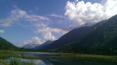 From My Trip To Alaska  #landscape #trip #alaska #photography